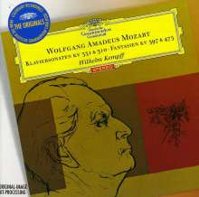 Wolfgang Amadeus Mozart (1756-1791): Klaviersonaten Nr.8 & 11, CD
