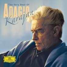 Herbert von Karajan - The Very Best of Adagio, 2 CDs