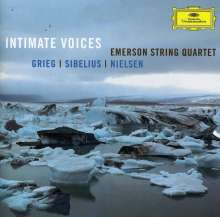 Emerson Quartet - Intimate Voices, CD