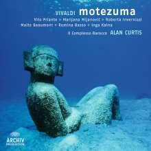 Antonio Vivaldi (1678-1741): Motezuma RV 723, 3 CDs