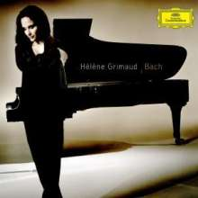 Helene Grimaud - Bach (Deluxe-Edition), CD