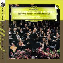 Das Neujahrskonzert Wien 1987, CD