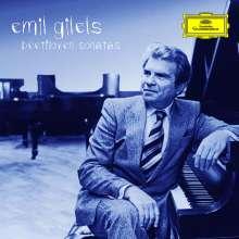 Emil Gilels - Beethoven Sonatas (DGG), 9 CDs