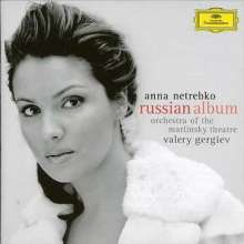 Anna Netrebko - Russian Album, CD