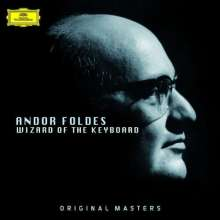 Andor Foldes - Wizard of the Keyboard, 2 CDs