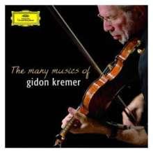 Gidon Kremer - The Many Musics, 2 CDs