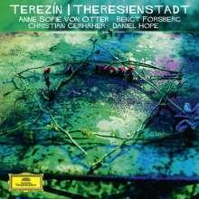 Anne Sofie von Otter - Terezin (Theresienstadt), CD