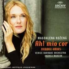 Magdalena Kozena - Ah mio cor (Händel-Arien), CD