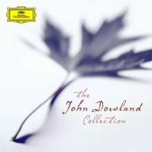 "John Dowland (1562-1626): Dowland Collection ""I saw my Lady weep"" (Lautenlieder), 2 CDs"