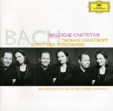 Johann Sebastian Bach (1685-1750): Kantaten BWV 49,57,152, CD
