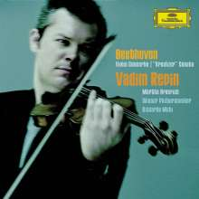 Ludwig van Beethoven (1770-1827): Violinkonzert op.61, 2 CDs
