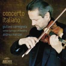 Concerto Italiano - Barocke Violinkonzerte, CD