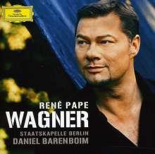 Rene Pape - Wagner, CD