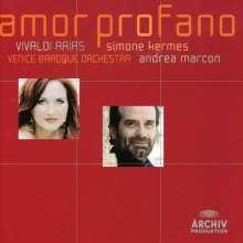 Simone Kermes singt Vivaldi-Arien - Amor profano, CD