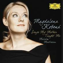 Magdalena Kozena - Songs my mother taught me, CD