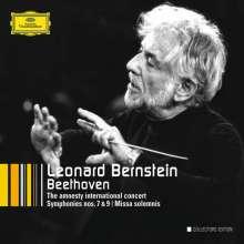 Leonard Bernstein - Beethoven, 6 CDs