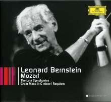 Leonard Bernstein - Mozart, 6 CDs