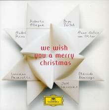We wish you a Merry Christmas - Weihnachten mit Weltstars, CD