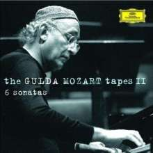Friedrich Gulda - The Gulda Mozart Tapes Vol.2, 2 CDs