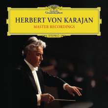 Karajan Master Recordings (10CD-Box), 10 CDs