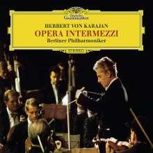 Karajan Master Recordings - Opernintermezzi, CD