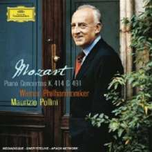 Wolfgang Amadeus Mozart (1756-1791): Klavierkonzerte Nr.12 & 24, CD