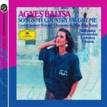 Agnes Baltsa - Songs my Country taught me, CD