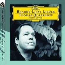 Thomas Quasthoff singt Brahms & Liszt, CD