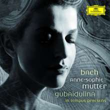Anne-Sophie Mutter - In tempus praesens, CD