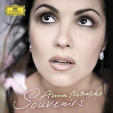Anna Netrebko - Souvenirs (Limited-Edition mit DVD), CD