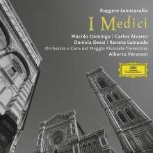 Ruggero Leoncavallo (1857-1919): I Medici, 2 CDs