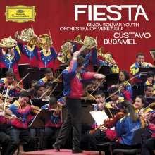 Gustavo Dudamel - Fiesta, CD