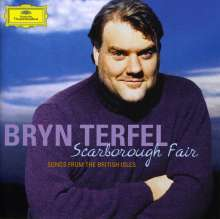 Bryn Terfel - Scarborough Fair,Songs from the British Isles, CD