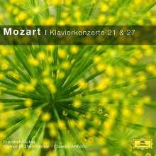 Wolfgang Amadeus Mozart (1756-1791): Klavierkonzerte Nr.21 & 27, CD