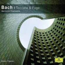 Johann Sebastian Bach (1685-1750): Orgelwerke, CD