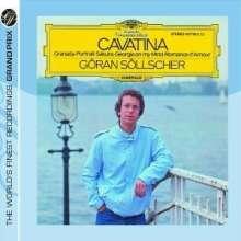 Göran Söllscher - Cavatina, CD