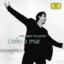 Rolando Villazon - Cielo e mar (Hardcover Deluxe Edition), CD