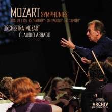 Wolfgang Amadeus Mozart (1756-1791): Symphonien Nr.29,33,35,38,41, 2 CDs