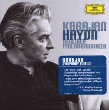 Joseph Haydn (1732-1809): Symphonien Nr.82-87,93-104, 7 CDs