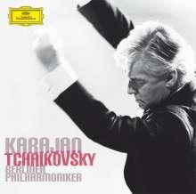 Peter Iljitsch Tschaikowsky (1840-1893): Symphonien Nr.1-6, 4 CDs