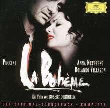 Giacomo Puccini (1858-1924): La Boheme (Soundtrack zum Film), 2 CDs
