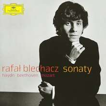 Rafal Blechacz: Haydn/Beethoven/Mozart: G103sonatas, CD