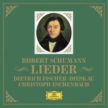 Robert Schumann (1810-1856): Lieder, 6 CDs