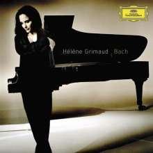 Helene Grimaud - Bach, CD