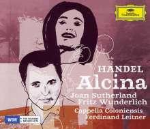 Georg Friedrich Händel (1685-1759): Alcina, 2 CDs