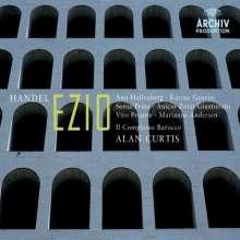 Georg Friedrich Händel (1685-1759): Ezio, 3 CDs