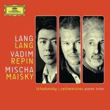 Lang Lang/Vadim Repin/Mischa Maisky - Klaviertrios, CD
