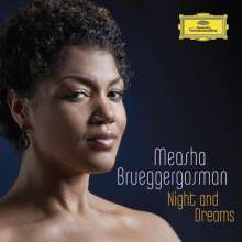 Measha Brueggergosman - Night and Dreams, CD