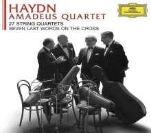Joseph Haydn (1732-1809): Streichquartette Nr.50-83, 10 CDs