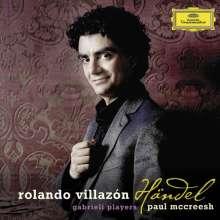Rolando Villazon - Händel-Arien, CD